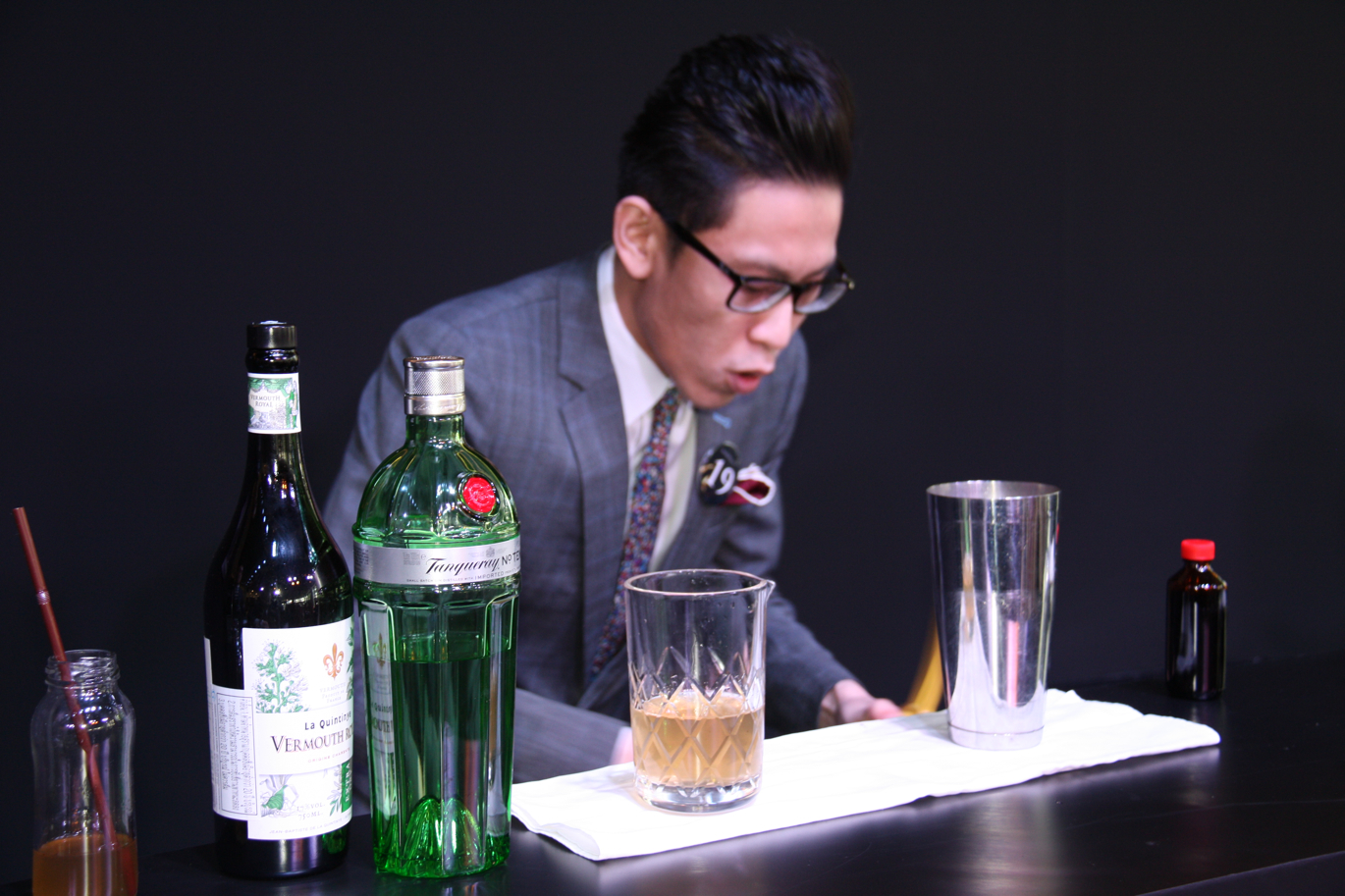 Steve Leong from Tess Bar will be representing Singapore at the World Class Global Final