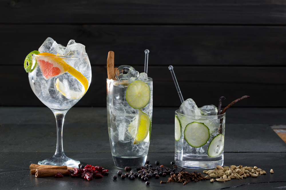 Vote for asia 39 s best gin and tonic during gin jubilee for Best mixers for gin
