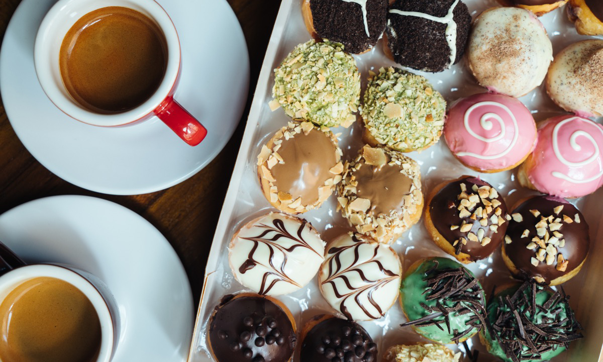 j co donuts coffee Price: ~$10, 26 reviews, 4 wishlisted find out what the community is saying and what dishes to order at jco donuts & coffee (raffles city.
