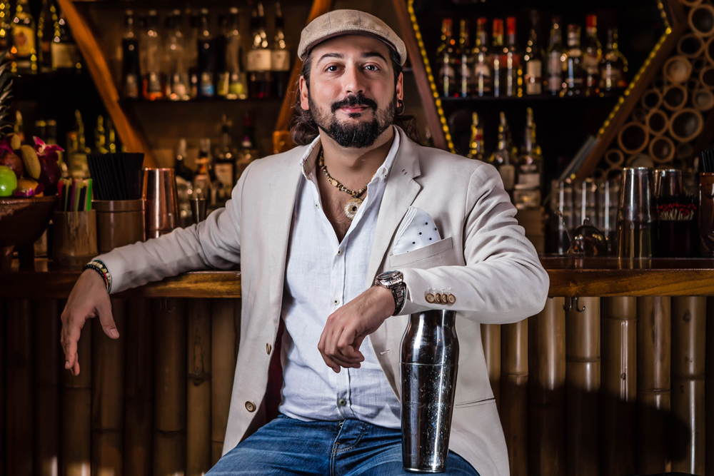 Born And Raised In The Island Of Sicily, Mario Calderone Has Spent The Last  Ten Years Traveling The World, Working At Acclaimed Bars And Restaurants  Across ...  Bar Manager