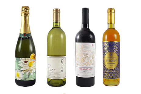 best asian wines
