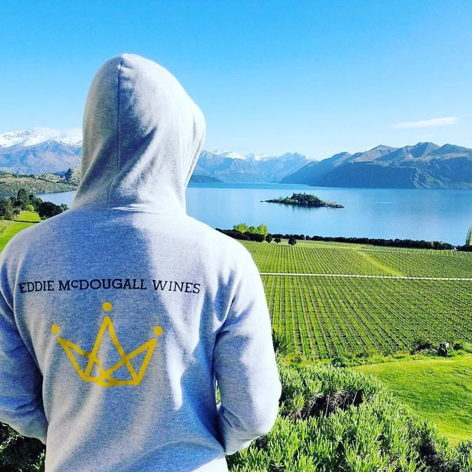 Brand Connect Asia to Distribute Eddie McDougall Wines in