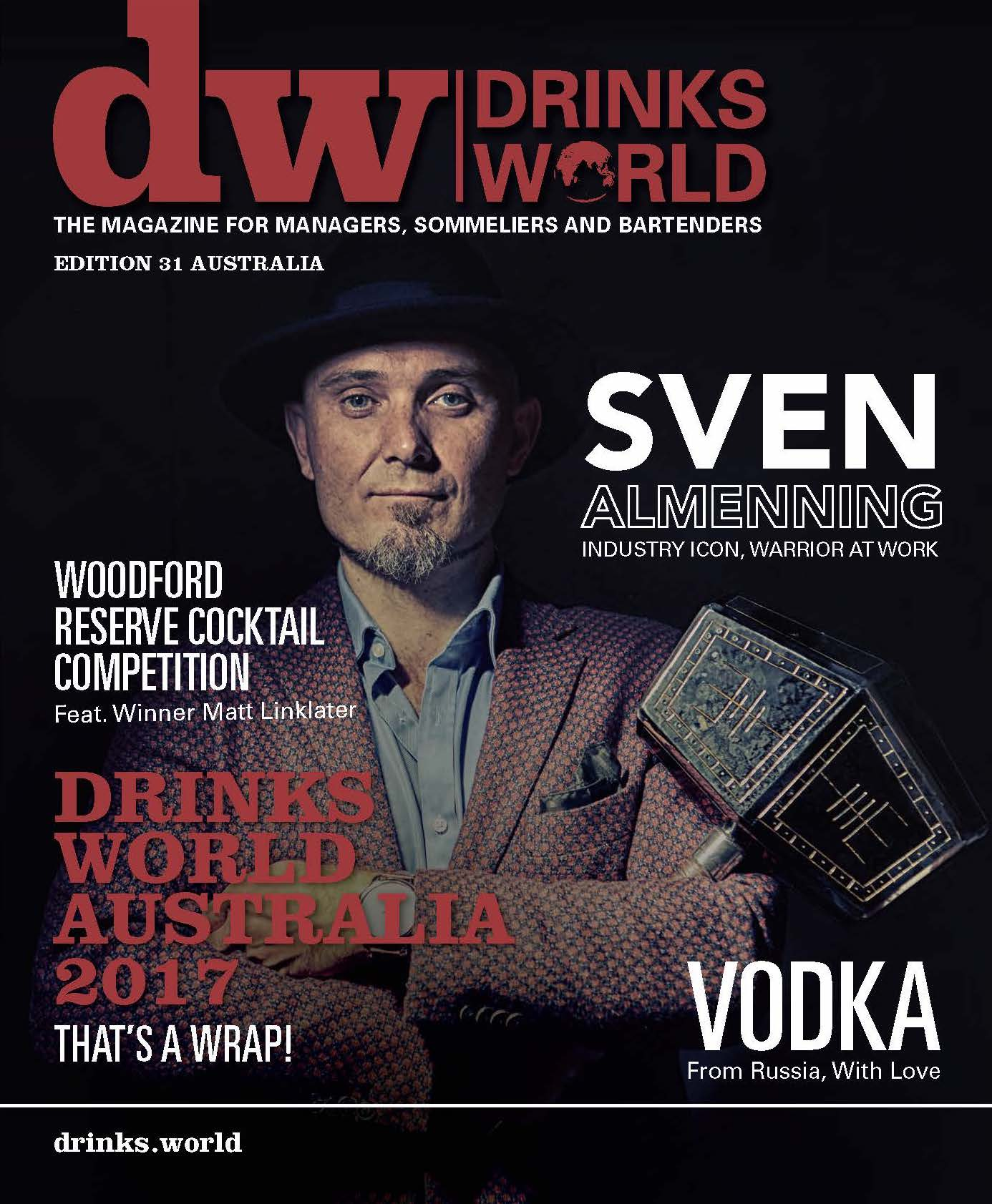 DW – Front Cover