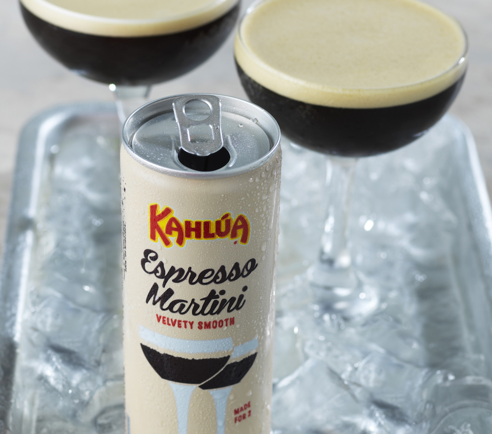 how to drink espresso martini