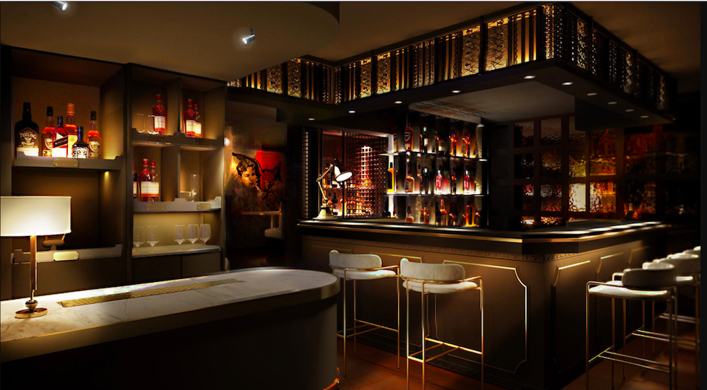 The Macallan Bar Hong Kong, The ThirtySix
