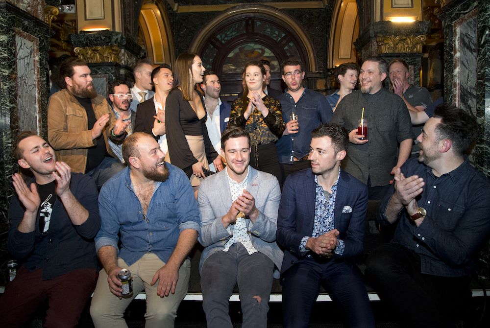 HIP MEDIA - Top 25 Bartenders 2018 Awards Night, Marble Bar, Hilton Hotel, Sydney. Monday 20th August 2018. photo: Ryan Stuart