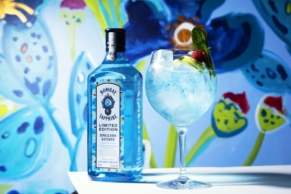 Limited edition release Bombay Sapphire